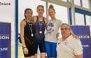 Régionaux Jeunes à Agen.Jour 3 et toutes les photos. Le triplé  championne Nouvelle Aquitaine  de Lisa Lacoste aux 50, 100 et 200 Brasse